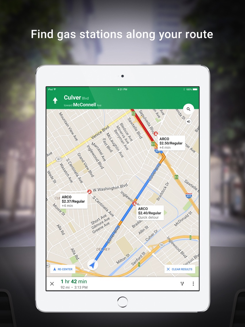 Google Maps - Transit & Food App for iPhone - Free Download