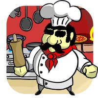 Chef Angry Pizza Hunter Kitchen
