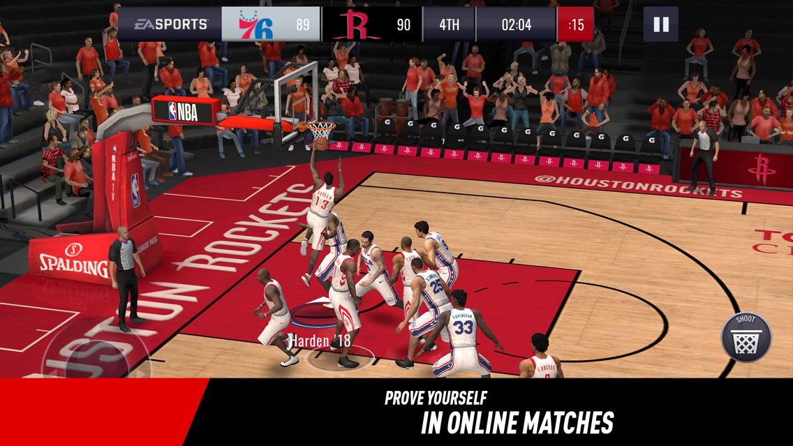 nba live mobile download free