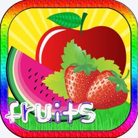Learning Fruits Flashcards Matching Games Toddler