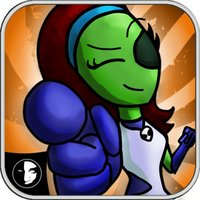 The Alien Family - Our World is the Best Park in the Universe - Free Mobile Edition