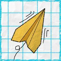 Paper Planes Race - 2 Way race