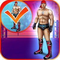 My Power Wrestling Heroes Copy And Draw Game - Advert Free App