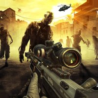 Zombie Sniper Perfect Shot