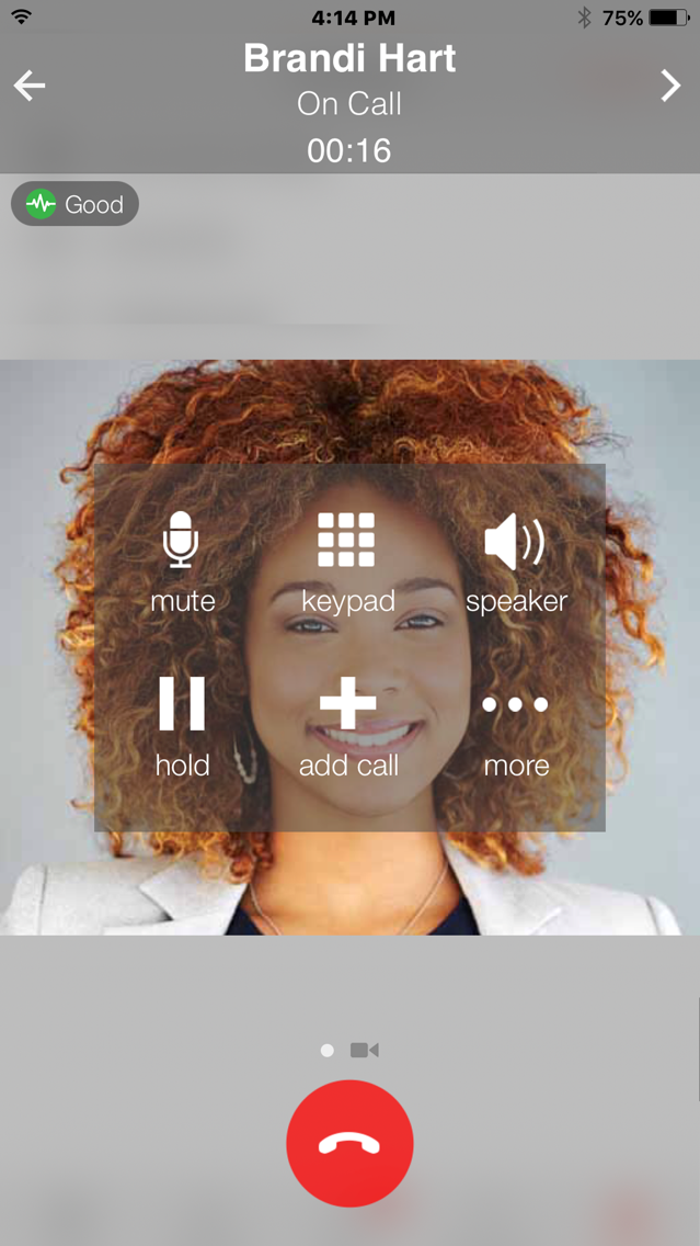 Bria Stretto - VoIP Softphone App for iPhone - Free Download