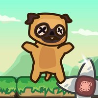 Mr Puppy Dash: Steppy Dog