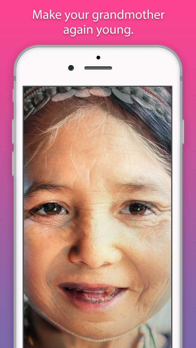 Face Transformer (Face MORPH) App for iPhone - Free Download Face