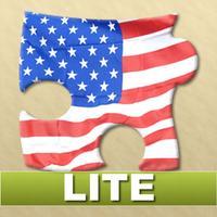 Bright Puzzles: USA Landmarks Lite