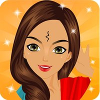 Wedding Indian Girls - Makeup Dressup and Makeover