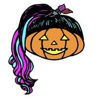 Cool Pumpkin Hairstyles