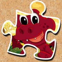 Jigsaw Puzzles Games for kids 7 to 2 years old
