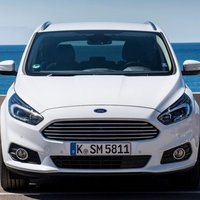 Specs for Ford S-MAX 2015 edition