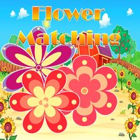 Flower Matching Puzzle - Sight Games for Children