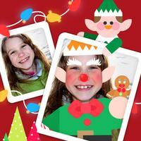 Dancing Elf Booth for Christmas - Xmas Magic Elves