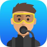 Track Scuba Diver & Deep Diving Trips Log Lite