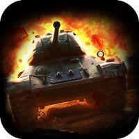 Tank Blaze of War: Battle of city with a tank force