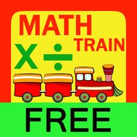 Math Train Free - Multiplication Division for Kids