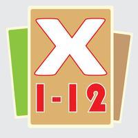 Fast Multiplication FlashCards