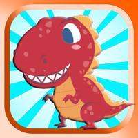 Little Dinosaur Quest - Match Games Free For Kids