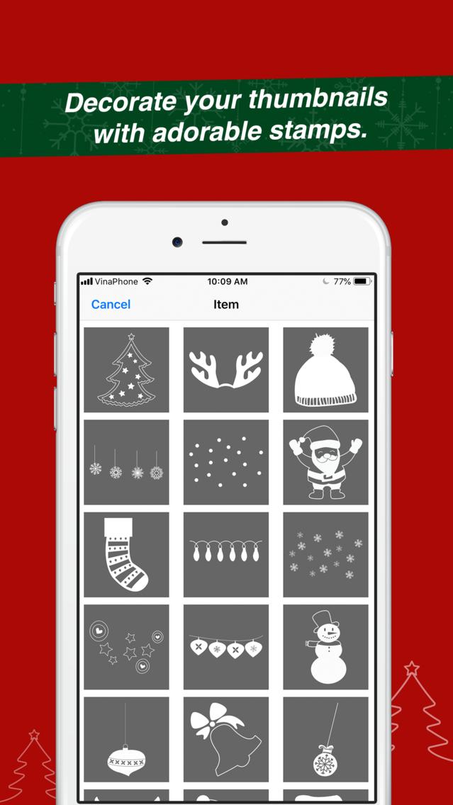 Thumbnail Maker Studio Video App for iPhone - Free Download