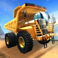 Mountain Mining Ice Road Truck