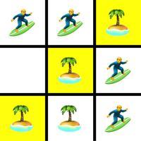 TicTacMoji - Play Tic Tac Toe with Emoji