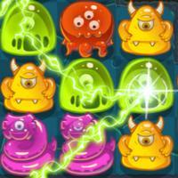 Monster Bomb 2 - Free Match 3