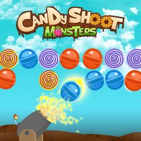Candy Shoot Monsters