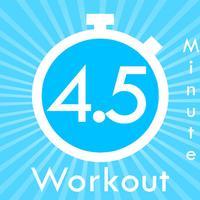 4.5mintue workout