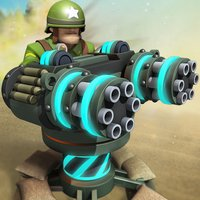 Tank Tower Defense-Hero War