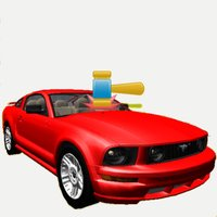 Car spoof