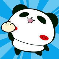 パンダのたぷたぷ 肉まんきゃっち!