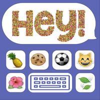 Emoji Text - Custom ( Emoji, Smiley ) Text keyboard Now Free