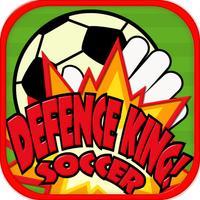 Soccer Defense King Legend Goal Keeper