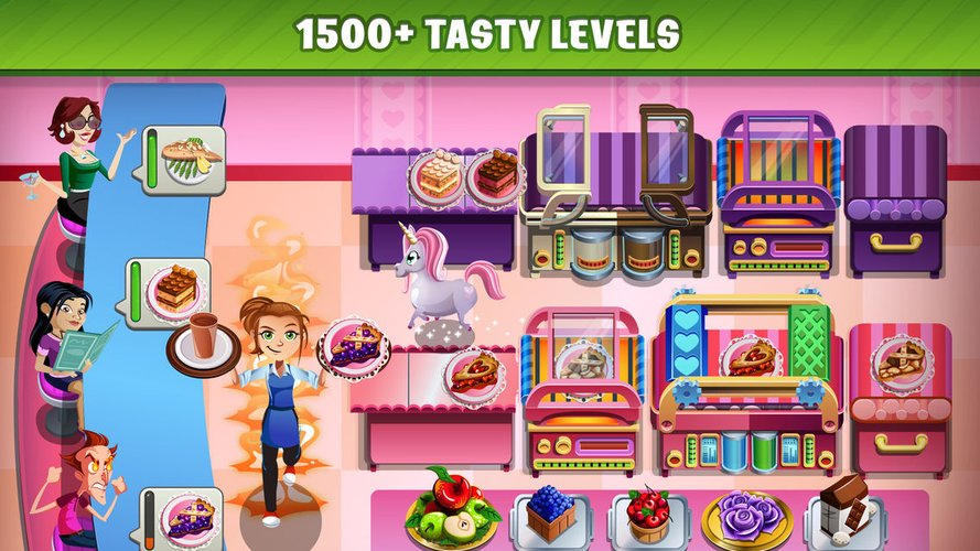 play cooking dash for free