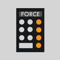 Force Calculator Magic Trick