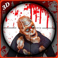 Zombie Shooter Games 3D