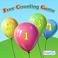 Free Kids Simple Counting Game