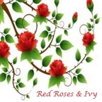 Red Roses and Ivy
