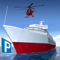 Cruise Ship Boat Parking Simulator 2017