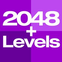 2048+Levels Number Puzzle - Brain Teaser Math Challenge