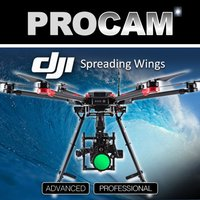 PROCAM for Spreading Wings & Matrice Drone