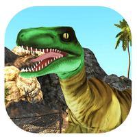 Wild Dinosaur Shooter: Sniper Hunt