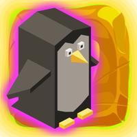 Penguin Dash Runner - Jumping escape adventure free game