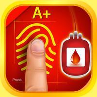 Blood Group Fingerprints Detector Test Prank