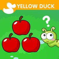 Counting Apples Game - Preschool Number Learning Game