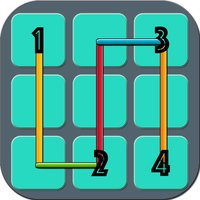 Connect The Numbers Puzzle