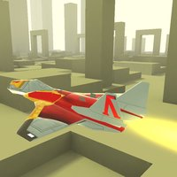 Sky Racer : Infinite Flying Simulation 3D