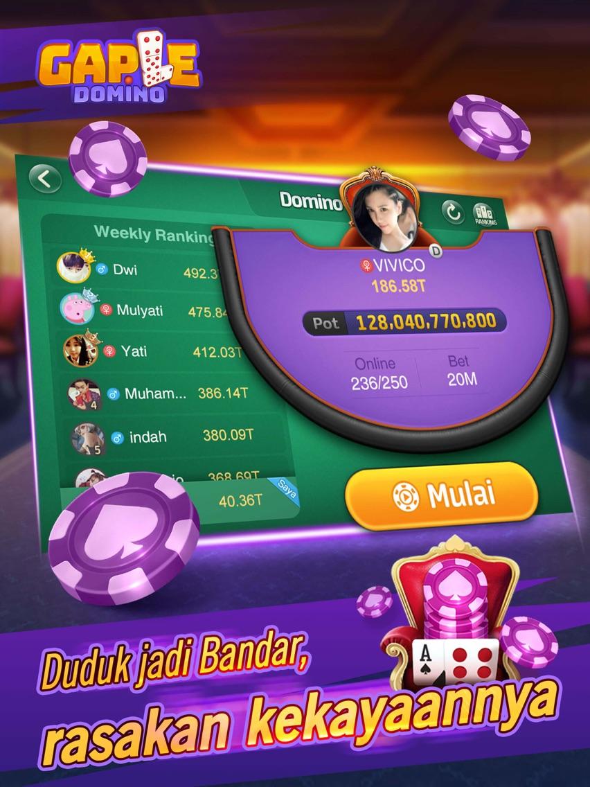 Domino Gaple Online App For Iphone Free Download Domino Gaple Online For Iphone Ipad At Apppure