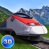 Europe Railway Train Simulator 3D